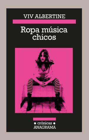 ROPA MÚSICA CHICOS