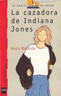 LA CAZADORA DE INDIANA JONES