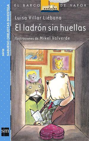EL LADRON SIN HUELLAS
