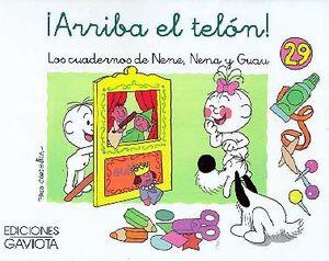 ¡ARRIBA EL TELÓN! 29