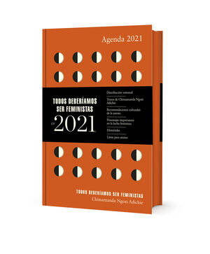 AGENDA 2021 TODOS DEBER¡AMOS SER FEMINISTAS