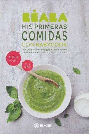 MIS PRIMERAS COMIDAS CON BABYCOOK
