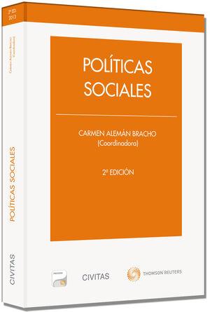 POLÍTICAS SOCIALES (PAPEL + E-BOOK)