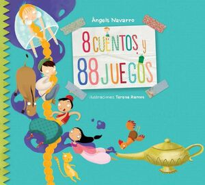 8 CUENTOS Y 88 JUEGOS