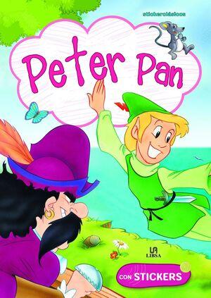 STICKERCLÁSICOS 3. PETER PAN