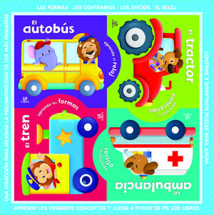 PUZZLEBOOKS IN BOX TRANSPORTES