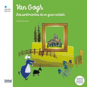 VAN GOGH. LOS SENTIMIENTOS DE UN GRAN ARTISTA