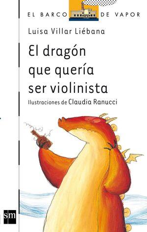 N. 108 EL DRAGON QUE QUERIA SER VIOLINIS