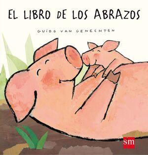 LIBRO DE LOS ABRAZOS. (CARTONE)