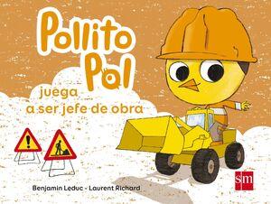POP.4 POLLITO POL JUEGA A SER JEFE DE OB