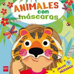 ANIMALES CON MASCARAS