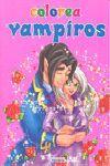 COLOREA VAMPIROS. (4 TITULOS)      1