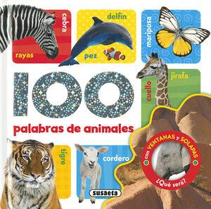 100 PALABRAS DE ANIMALES