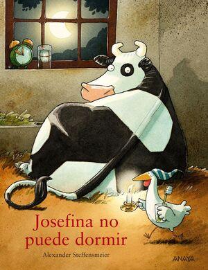 JOSEFINA NO PUEDE DORMIR