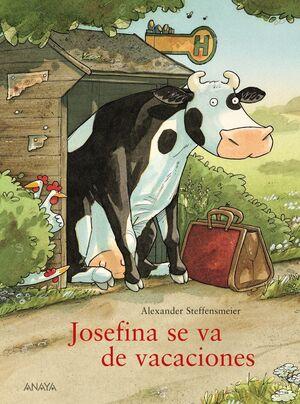 JOSEFINA SE VA DE VACACIONES