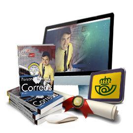 PACK DE LIBROS + CURSO BÁSICO. PERSONAL LABORAL. CORREOS