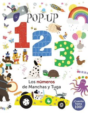 POP-UP 123 NÚMEROS MANCH