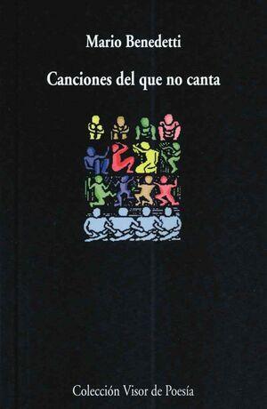 CANCIONES DEL QUE NO CANTA /VP.