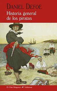 HISTORIA GENERAL DE LOS PIRATAS - CD