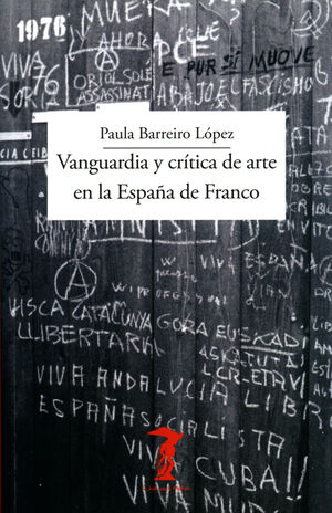 VANGUARDIA Y CRÍTICA DE ARTE EN LA ESPAÑA DE FRANCO