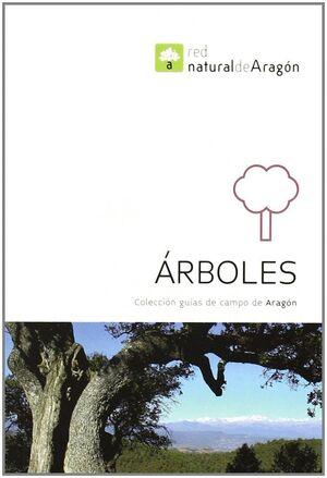 ÁRBOLES. GUÍAS DE CAMPO DE ARAGÓN