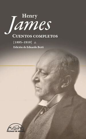 CUENTOS COMPLETOS (1895-1910) HENRY JAMES