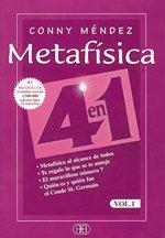 METAFÍSICA 4 EN 1 VOLUMEN 1 (BOLSILLO)