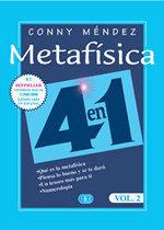 METAFÍSICA 4 EN 1 VOLUMEN 2 (BOLSILLO)