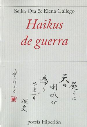 HAIKUS DE GUERRA