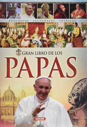 GRAN LIBRO DE LOS PAPAS