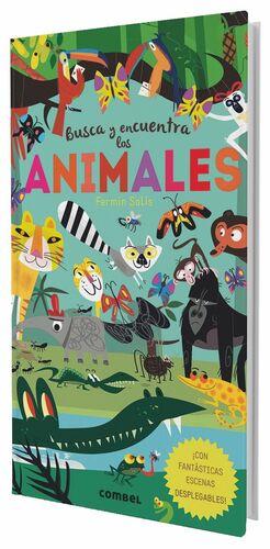 BUSCA Y ENCUENTRA ANIMALES. COMBEL