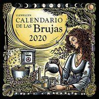 2020 CALENDARIO DE LAS BRUJAS