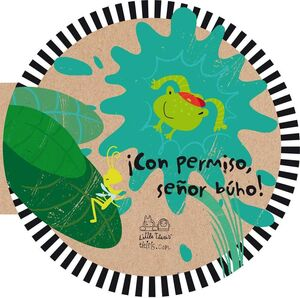 ¡CON PERMISO, SR.BÚHO!