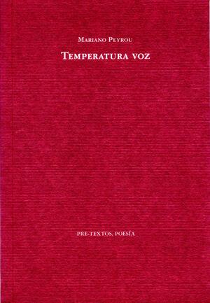 TEMPERATURA VOZ