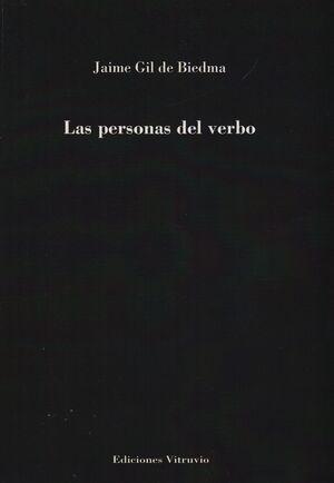 LAS PERSONAS DEL VERBO