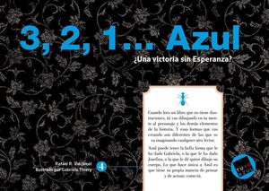 3, 2, 1? AZUL (SERIE AZUL 4 DE 8)
