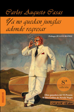 YA NO QUEDAN JUNGLAS ADONDE REGRESAR