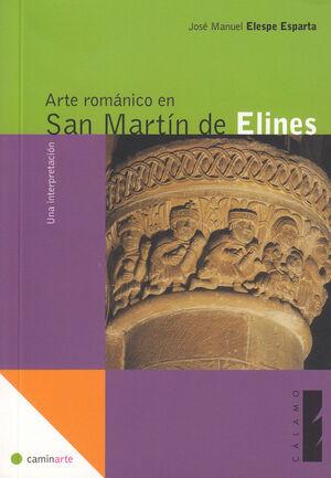 ARTE ROMANICO EN SAN MARTIN DE ELINES