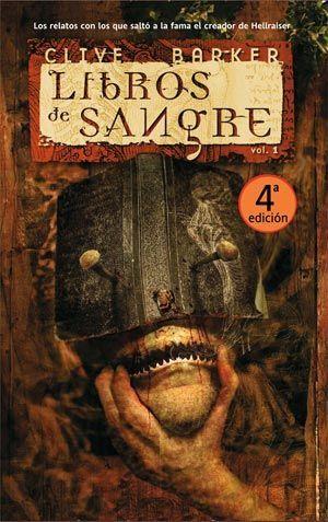 LIBROS DE SANGRE-1 4ºEDICION