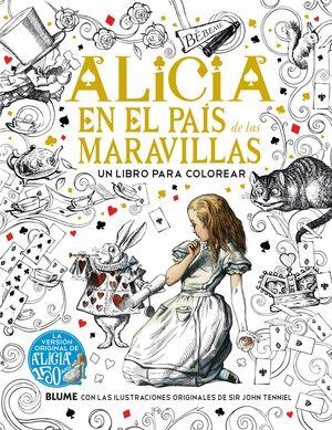 ALICIA EN EL PAIS DE LAS MARAVILLAS (LIB