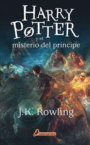HARRY POTTER Y MISTERIO PRINCIPE RTCA 6