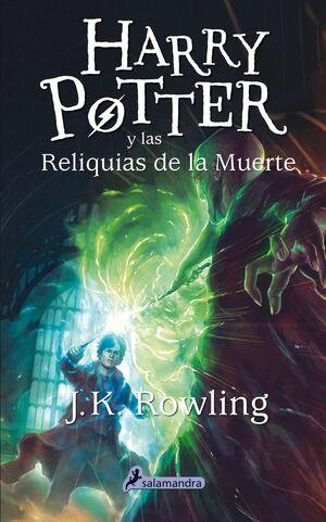 HARRY POTTER  RELIQUIAS DE LA .. RTCA  7