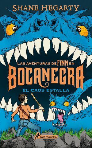 LAS AVENTURAS DE FINN EN BOCANEGRA 3
