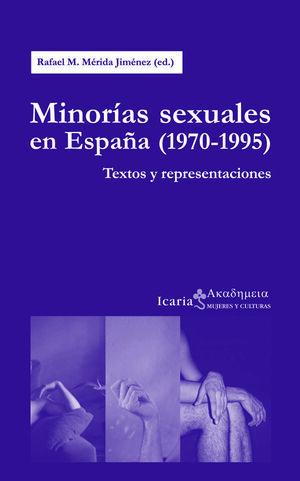 MINORÍAS SEXUALES EN ESPAÑA (1970-1995)