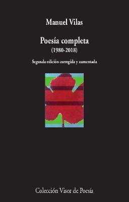 POESÍA COMPLETA. (1980-2018)