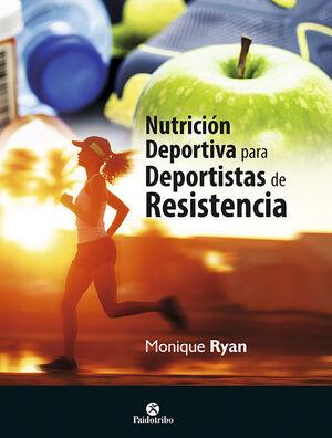 NUTRICIÓN PARA DEPORTISTAS DE RESISTENCIA