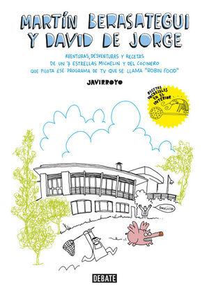 MARTÍN BERASATEGUI Y DAVID DE JORGE