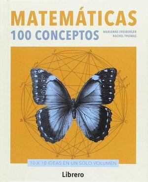 MATEMATICAS, 100 CONCEPTOS