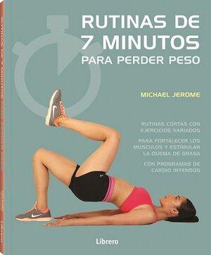 7 MINUTOS DE EJERCICIO PARA PERDER PESO